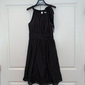 Black Halter Neck Dress, Size 10